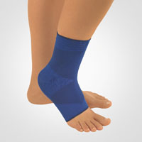Dual Tension Ankle Support