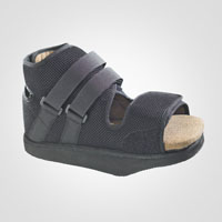 Forefoot Relief Shoe