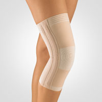 Stabilo Knee Support with Two Splints