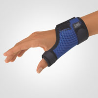 SOFT Thumb Splint Long