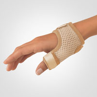 SOFT Thumb Splint Short